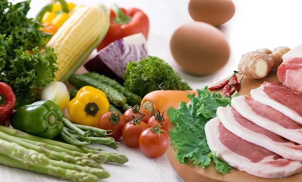 野菜・肉・卵